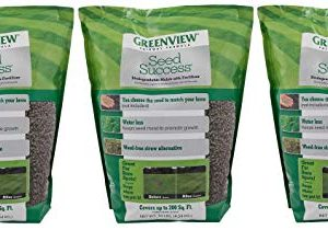 GreenView Fairway Formula Seed Success Biodegradable Mulch
