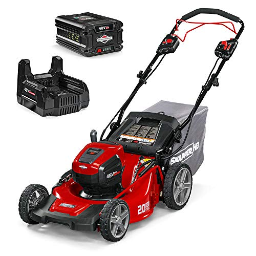 Snapper HD 48V MAX Electric Cordless Self-Propelled Lawnmower Kit