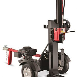 Yard Machines Ton Log Splitter