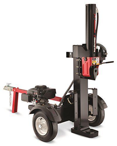 Yard Machines Ton Log Splitter