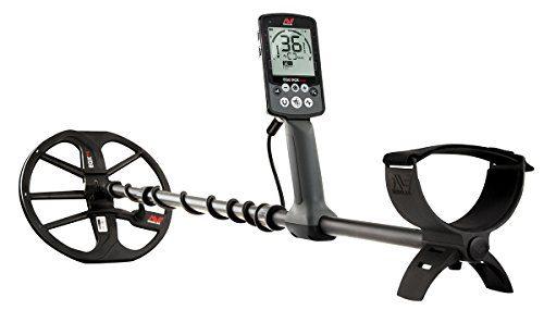 Minelab Equinox 800 Multi-IQ Underwater Waterproof Metal Detector