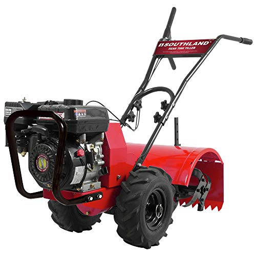 Southland 196cc 4 Stroke 18 in. Rear Tine Rotary Tiller