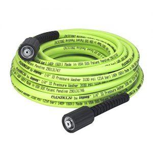 "Flexzilla Pressure Washer, 1/4"" x 50', Green"