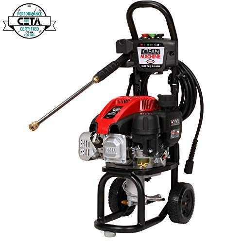 SIMPSON Cleaning CM60912 Clean Machine Gas Pressure Washer