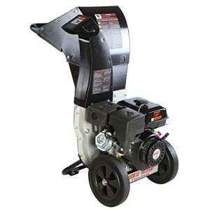 BRUSH MASTER Chipper Shredder, Grey