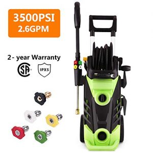 Homdox 3500 PSI Power Washer Electric Pressure Washer