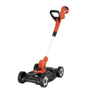 BLACK+DECKER 12-Inch Electric 3-in-1 Trimmer/Edger and Mower