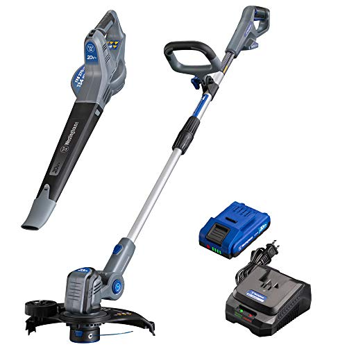 Westinghouse Cordless Leaf Blower and String Trimmer + Wheeled Edger