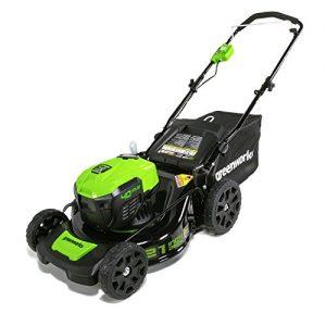 Greenworks 21-inch 40V Brushless Cordless Lawn Mower