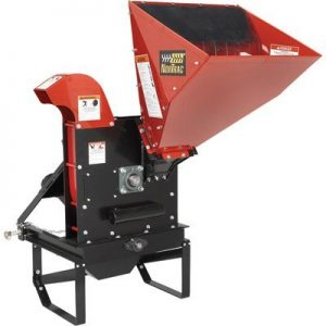 NorTrac PTO Chipper - 5 1/2in. Capacity
