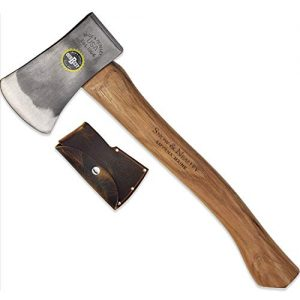 Snow & Nealley Outdoorsmans Belt Axe