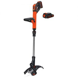 BLACK+DECKER LSTE525 20V MAX Lithium Easy Feed String Trimmer/Edger