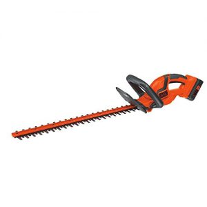 BLACK+DECKER 40V MAX Cordless Hedge Trimmer, 22""