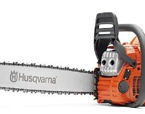 Husqvarna 450e Rancher, 20 in. 50.2cc 2-Cycle Gas Chainsaw
