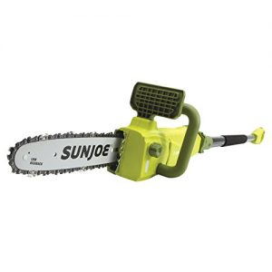 Sun Joe 10 inch 8.0 Amp Electric Convertible Pole Chain Saw