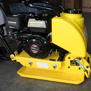 9TRADING 6.5HP Gas Power HD Plate Compactor Tamper Rammer