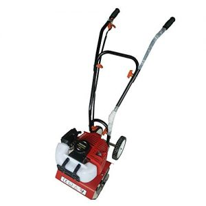 WUPYI Commercial 52cc Gas Powered Mini Tiller Cultivator Farm Plant