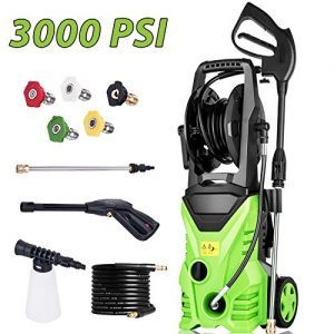 Homdox 3000 PSI Electric Pressure Washer, High Pressure Washer