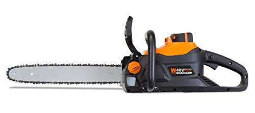 WEN 40V Max Lithium Ion 16-Inch Brushless Chainsaw
