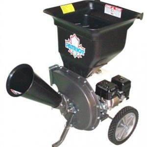 Patriot Products 4 HP OHV Honda GX Gas-Powered Wood Chipper