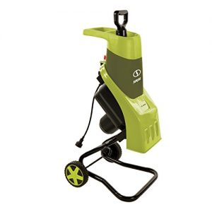 Sun Joe 15-Amp Electric Wood Chipper/Shredder, Green
