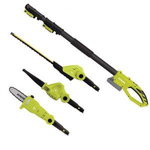 Sun Joe GTS4001C-RM Cordless Lawn Care System