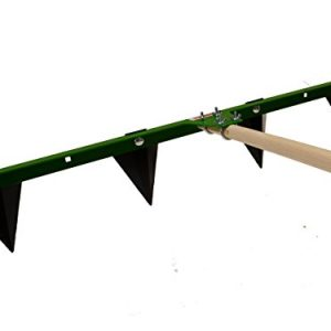 Hoss Tools Garden Row Maker | Easily Create Planting Furrows