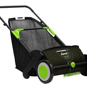 "Earthwise 21"" Yard Sweeper, Inch Width"