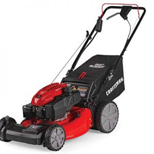 Craftsman 159cc 21-Inch 3-in-1 High-Wheeled Self-Propelled FWD Gas