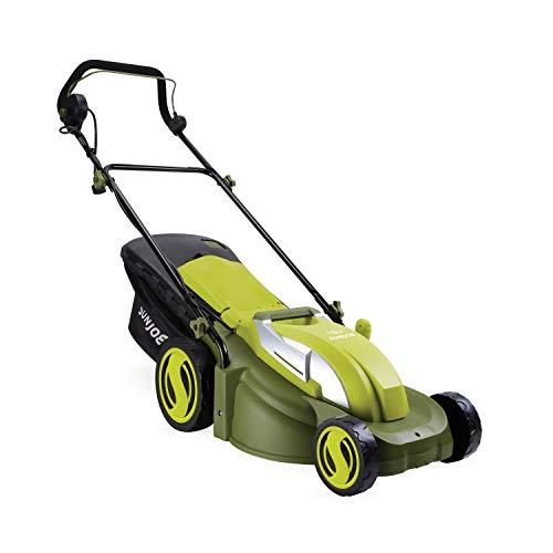 Sun Joe Electric Lawn Mower, Green