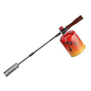 LYY Portable Outdoor Camping Gas Torch Flame Gun Welding Fire Maker