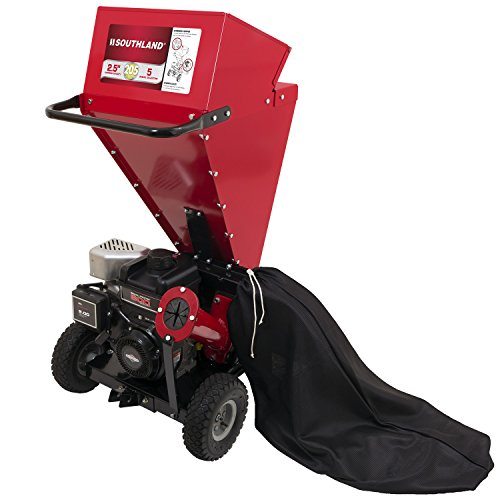 Southland Chipper Shredder with Briggs and Stratton Engine