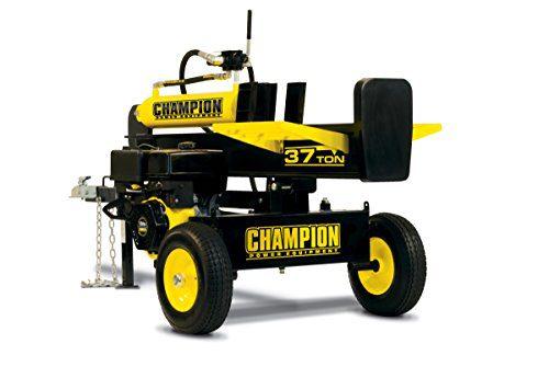 Champion 37-Ton Horizontal/Vertical Full Beam Gas Log Splitter