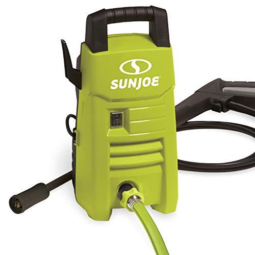 Sun Joe 1350 PSI 1.45 GPM 10-Amp Electric Pressure Washer, Green