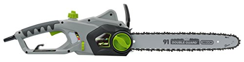 Earthwise 16-Inch 12-Amp Corded Electric Chain Saw