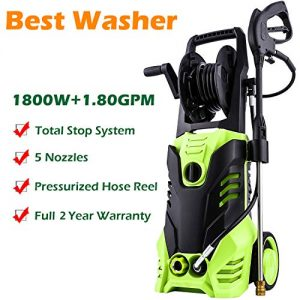 Homdox 3000 PSI Electric Pressure Washer