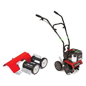 Earthquake Cultlivator Lawn Garden Gas Tiller w/Dethatcher Attachment Kit