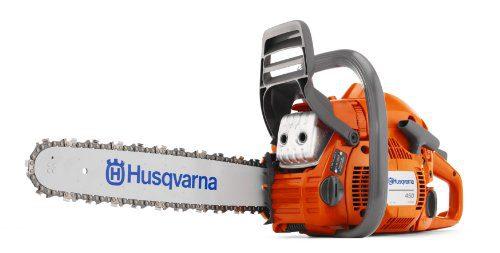 Husqvarna 18-Inch 50.2cc X-Torq 2-Cycle Gas Powered Chain