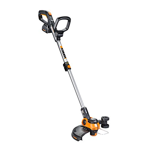 WORX Wg180 40 Volt GT3.0 Trimmer with Battery and Charger Included