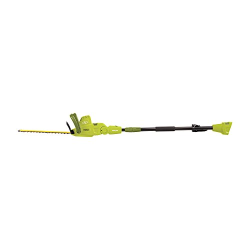 Sun Joe Multi-Angle Telescoping Convertible Electric Pole Hedge Trimmer