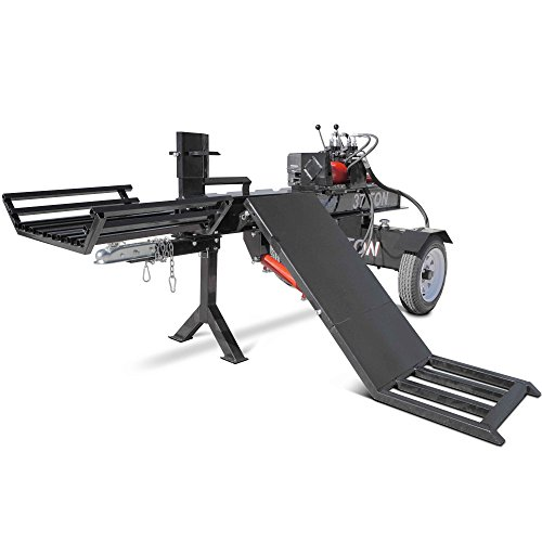 Titan Towable Hydraulic Deluxe Log Wood Splitter