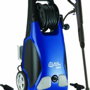 AR Blue Clean ,900 PSI Electric Pressure Washer, Nozzles, Spray Gun