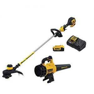 Dewalt 20V MAX Lithium-Ion Cordless String Trimmer/Blower Combo
