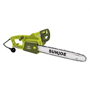 Sun Joe 18-inch 14.0 Amp Electric Chain Saw