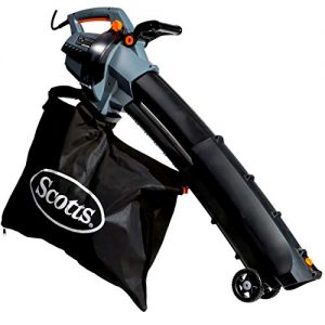 Scotts Outdoor Power Tools 14-Amp 3-in-1 Corded Electric Blower