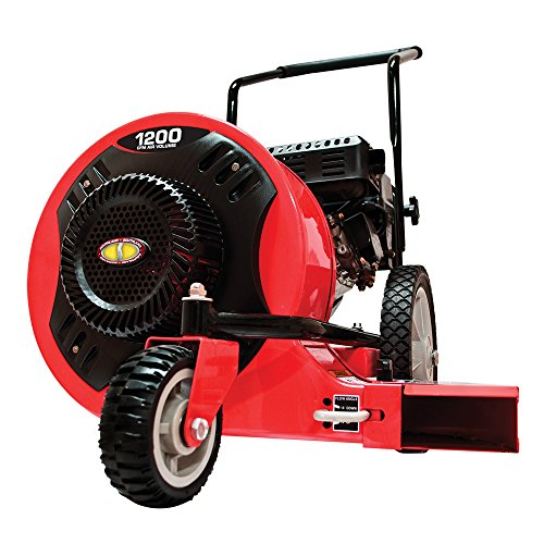 Southland Leaf Blower with 163cc, 6.5 foot-pound, OHV Engine
