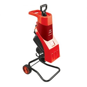 Sun Joe 15 Amp Electric Wood Chipper/Shredder, Red