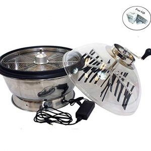"""Eight24hours 19"""" Hydroponic Pro 2 in1 Bowl Trimmer Leaf Bud Reaper"""