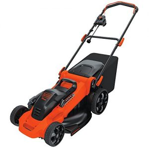 BLACK+DECKER 13 Amp Corded Mower, 20-Inch