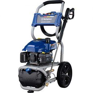 Westinghouse Gas Powered Pressure Washer with Soap Injection